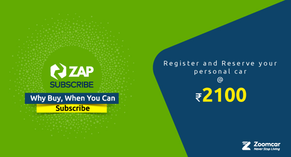 Image result for car subscription zoomcar